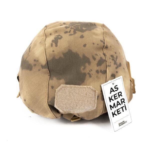 jandarma kamuflaj balistik kompozit kask kilifi3