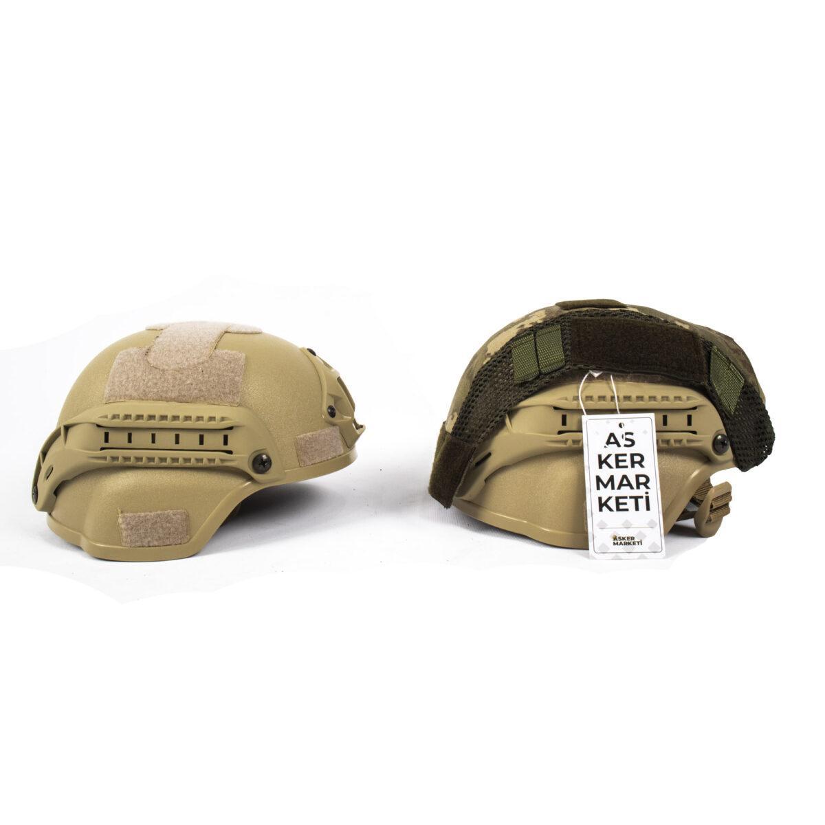 yeni tsk kamuflaj kask kilifi kisa askeri malzeme4